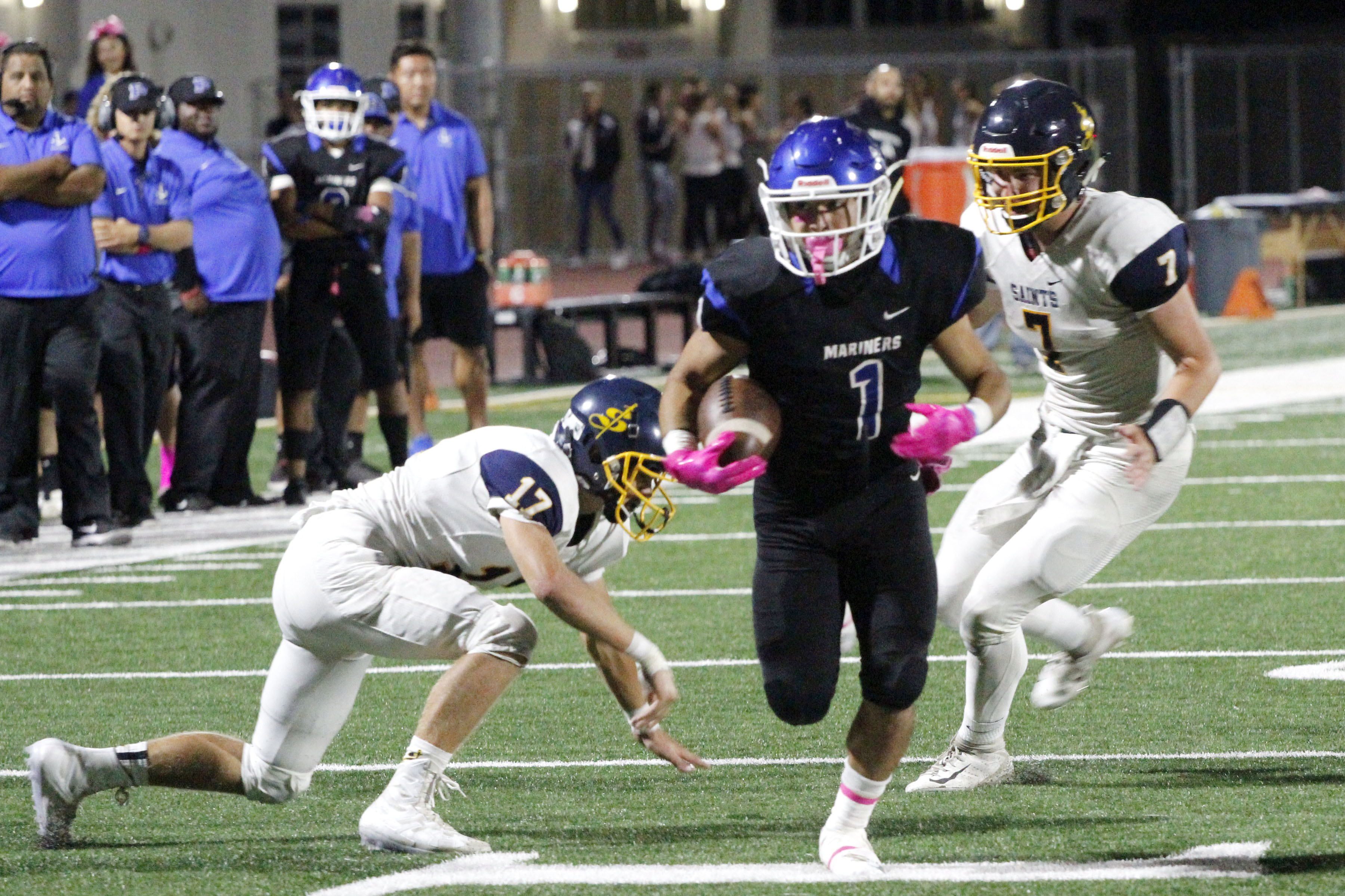 foothill league football games - HD3600×2400